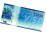 VISAギフト券