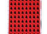 中国「赤猿」切手シート